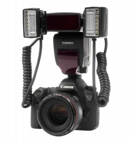 Lampa błyskowa do makrofotografii Yongnuo YN24EX do Canon