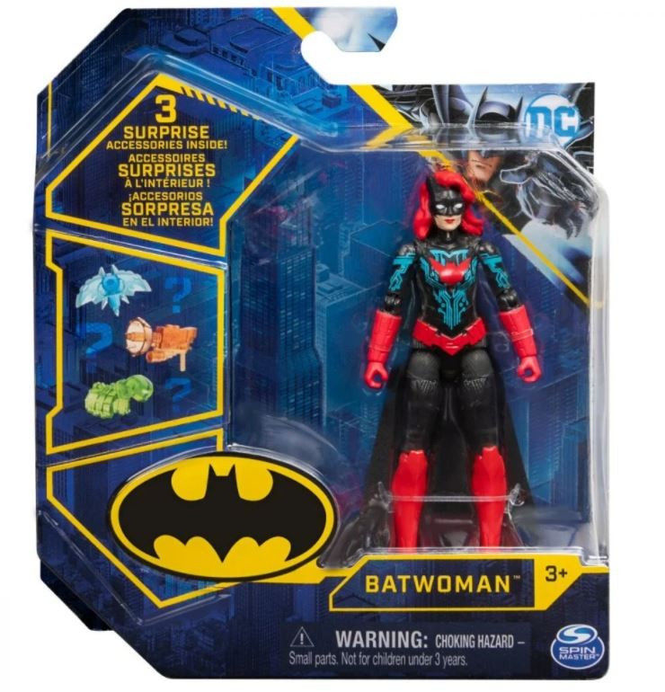 Figurka Batman 10cm Batwoman