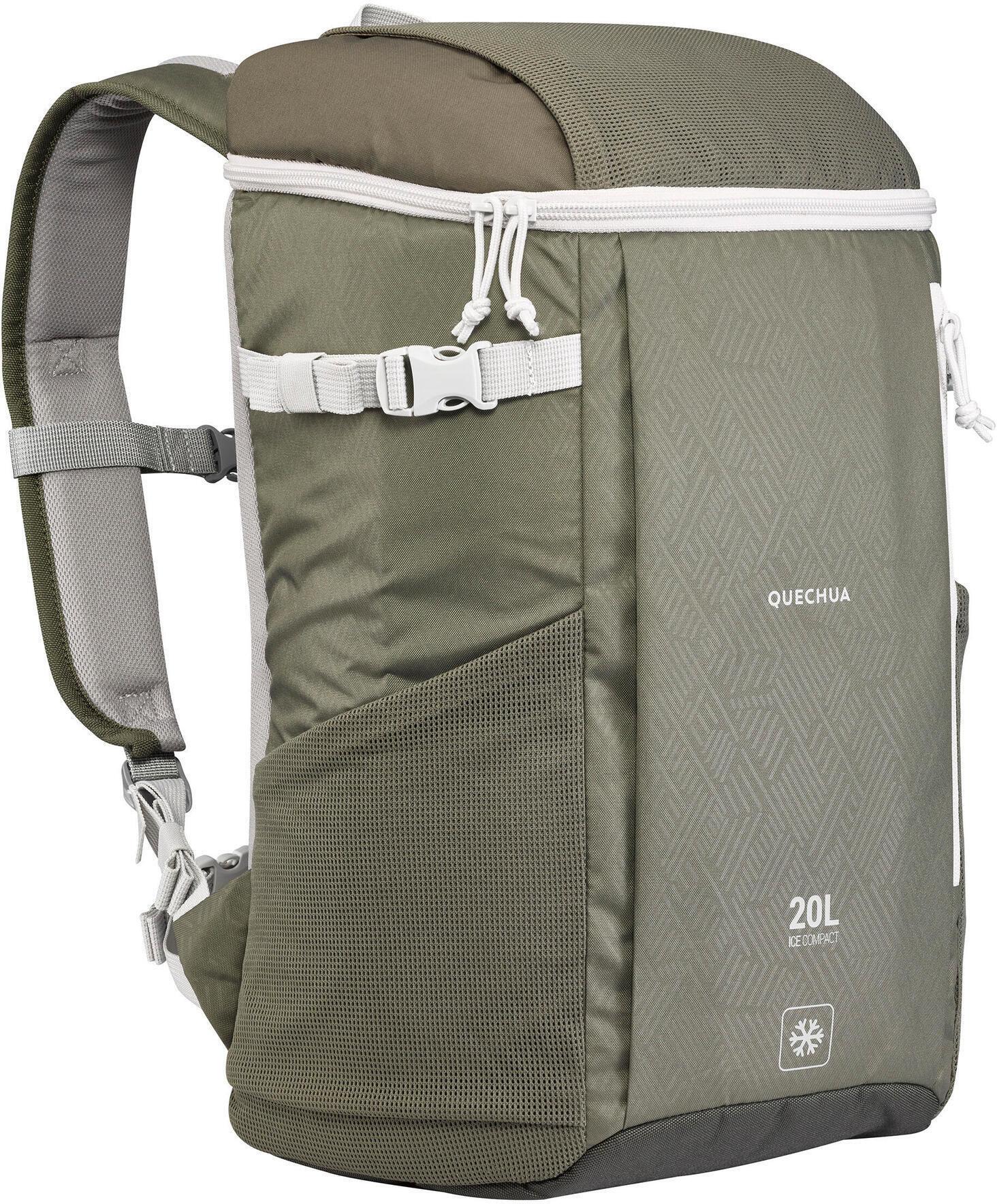 Lodówka-plecak turystyczna Quechua Ice Compact 20 l