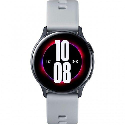 Samsung Samsung SM-R830 Galaxy Watch Active2 Smartwatch aluminium 40mm Under Armour schwarz