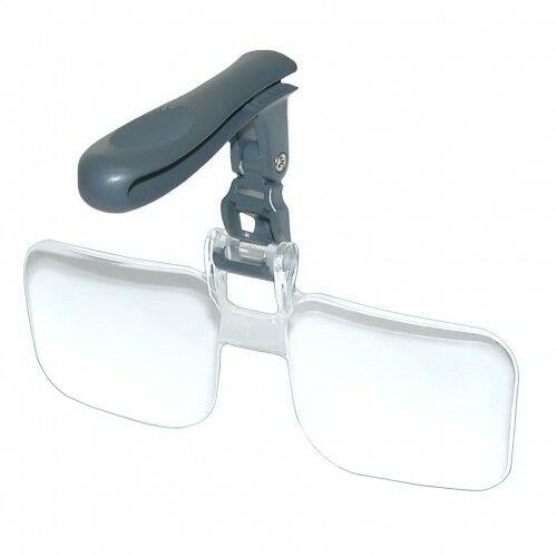 Green Clean GCSC-0500 Okulary powiększające Clip & Flip