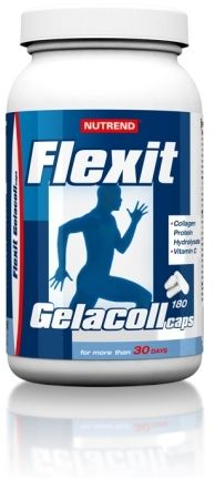 Flexit gelacoll 180 kapsułek