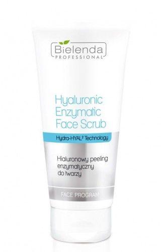 Bielenda Professional Hialuronowy peeling enzymatyczny do twarzy 150g