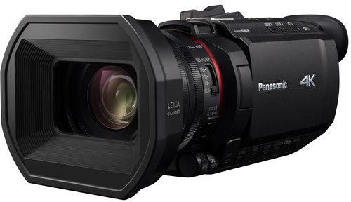 Panasonic HC-X1500 - kamera cyfrowa video UHD, 4K/60p, HDMI, zoom 24x Panasonic HC-X1500