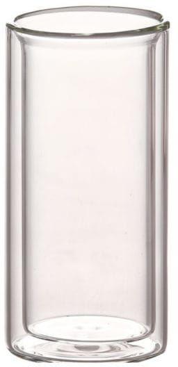 Pojemnik na mleko ze szkła borosilikatowego