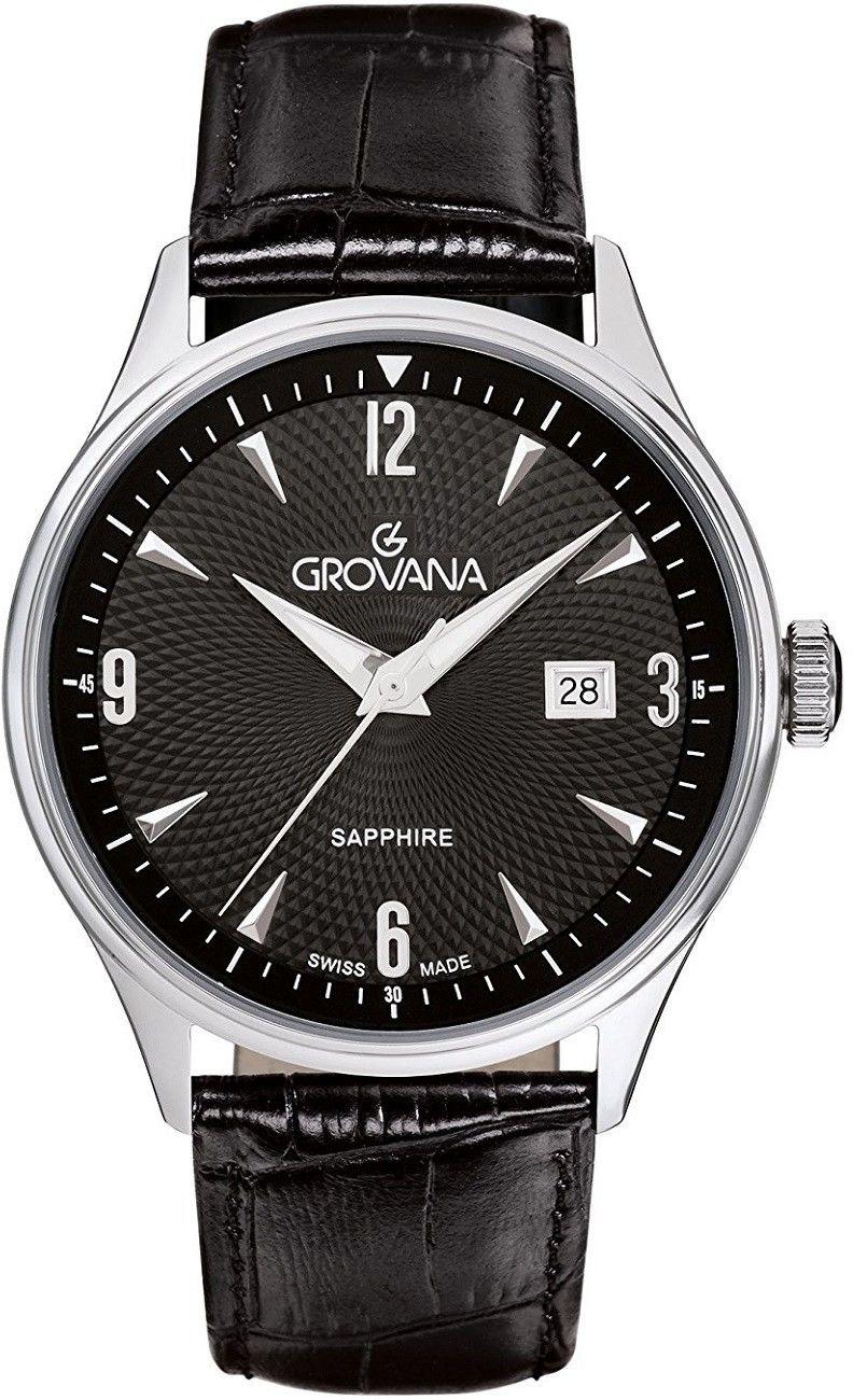 Zegarek Grovana 1191.1537 - CENA DO NEGOCJACJI - DOSTAWA DHL GRATIS, KUPUJ BEZ RYZYKA - 100 dni na zwrot, możliwość wygrawerowania dowolnego tekstu.