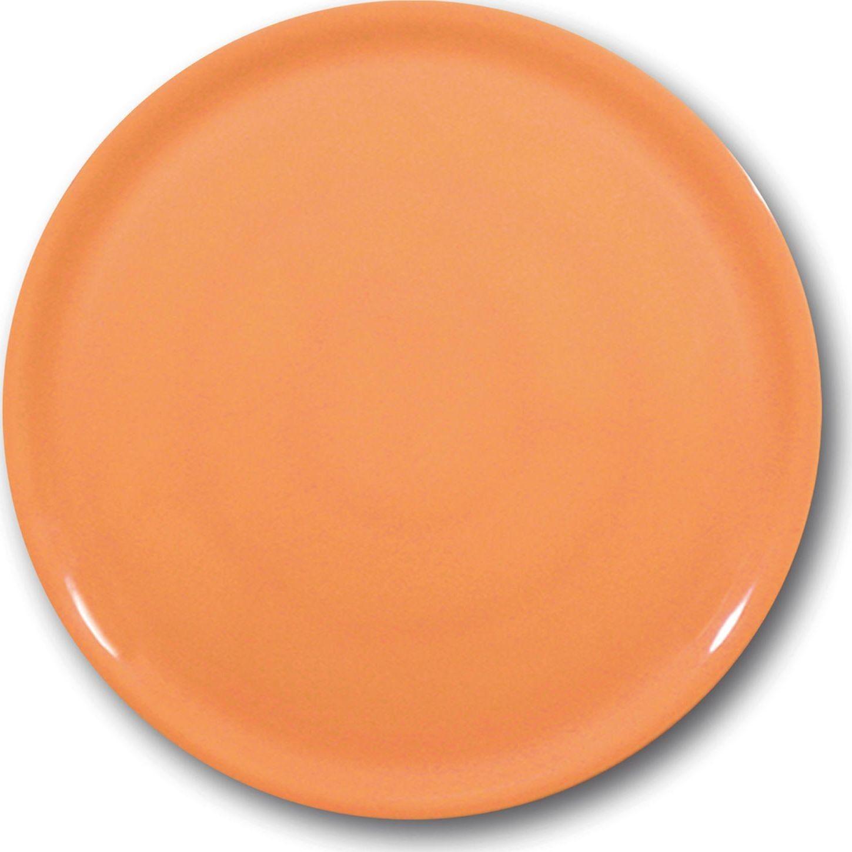 Talerz do pizzy Speciale pomarańczowy wariant podstawowy