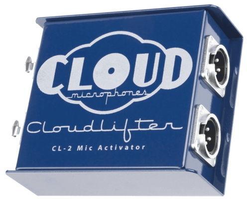 Cloud Microphones Cloudlifter CL-2 - dwu-kanałowy przedwzmacniacz pasywny do mikrofonów Cloud Microphones Cloudlifter CL-2