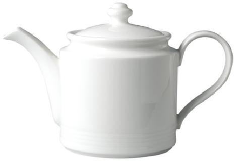 Dzbanek do herbaty z pokrywką RAK z serii RONDO