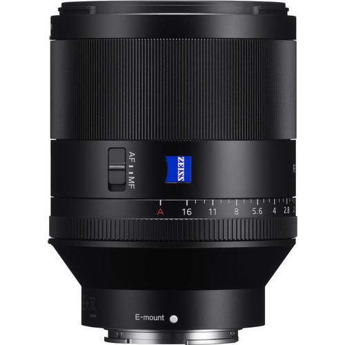 Sony Planar T FE 50mm F1.4 ZA - obiektyw stałoogniskowy, SEL50F14Z Sony SEL50F14Z