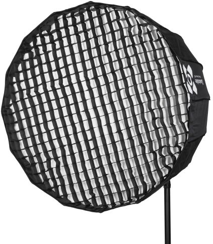 Quadralite Grid Hexadecagon 50 - plaster miodu do softboxów szesnastokątnych Quadralite Grid Hexadecagon 50