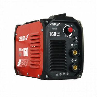 Spawarka inwertorowa IGBT 160A z funkcją MMA DEDRA DESI178BT