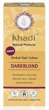 Henna CIEMNY BLOND Khadi