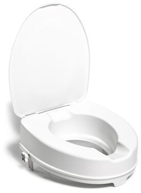 Nasadka toaletowa z klapą Timago LM-King - do 225 kg