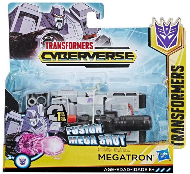 Hasbro Figurka Transformers Cyberverse 1-Step Changer Megatron