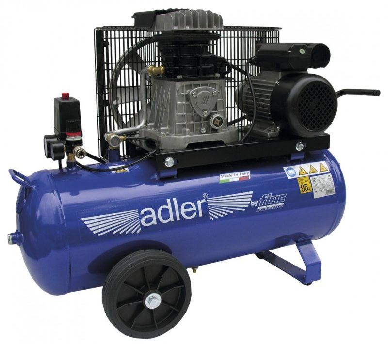 Kompresor tłokowy Adler AD 348-100-3
