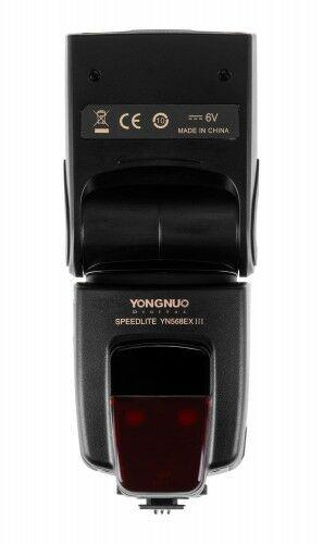 Lampa błyskowa Yongnuo YN568EX III do Nikon
