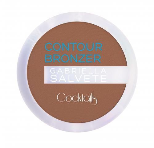Gabriella Salvete Cocktails Contour Bronzer bronzer 9 g dla kobiet