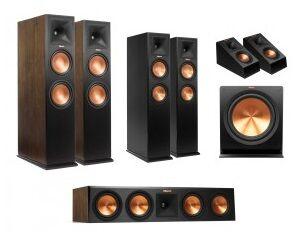 KLIPSCH RP-280 5.1.4 Dolby Atmos System Kina Domowego ORZECH - MOŻLIWOŚĆ NEGOCJACJI - Odbiór Salon Warszawa lub Kurier 24H. Zadzwoń i Zamów: 504-586-559 !