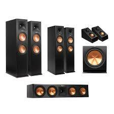KLIPSCH RP-280 5.1.4 Dolby Atmos System Kina Domowego CZARNY - MOŻLIWOŚĆ NEGOCJACJI - Odbiór Salon Warszawa lub Kurier 24H. Zadzwoń i Zamów: 504-586-559 !
