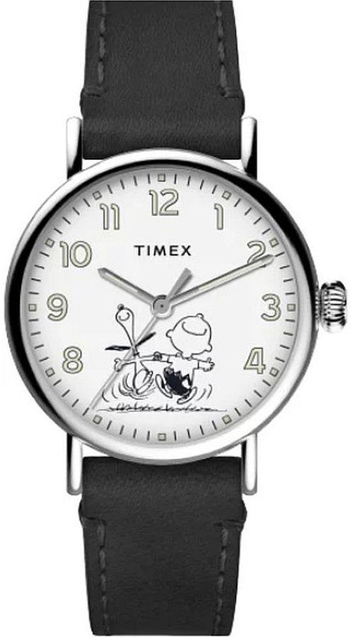 Zegarek dziecięcy Timex Peanuts Snoopy x Charlie s