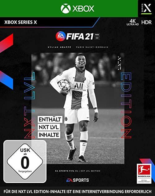 FIFA 21 NEXT Level Edition - [Xbox Series X/S]  wersja niemiecka