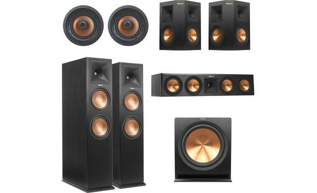 KLIPSCH RP-280 IC 5.1.4 Dolby Atmos System Kina Domowego CZARNY - MOŻLIWOŚĆ NEGOCJACJI - Odbiór Salon Warszawa lub Kurier 24H. Zadzwoń i Zamów: 504-586-559 !