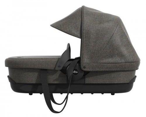 Gondola do wózka mima Zigi - Charcoal