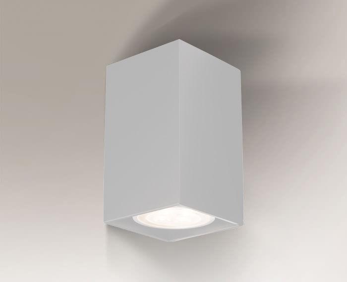 Kinkiet OZU 7463 Shilo biały