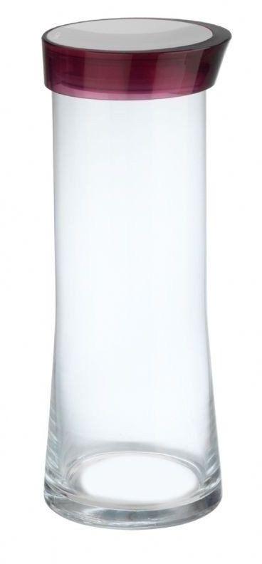 Casa bugatti - pojemnik hermetyczny glamour 2,0 l - fioletowy