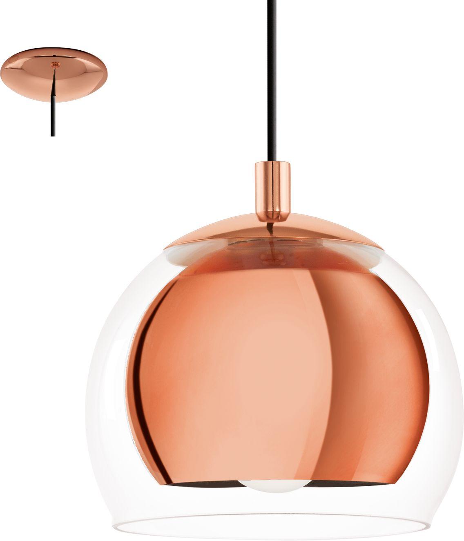 Eglo lampa wisząca Rocamar 94589 - SUPER OFERTA - RABAT w koszyku