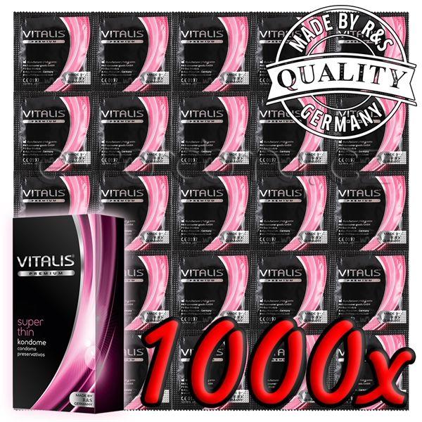 Vitalis Premium Super Thin 1000 pack