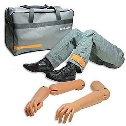 Zestaw kończyn do manekina AmbuMan, Ambu Airway Man, Ambu Defib Trainer