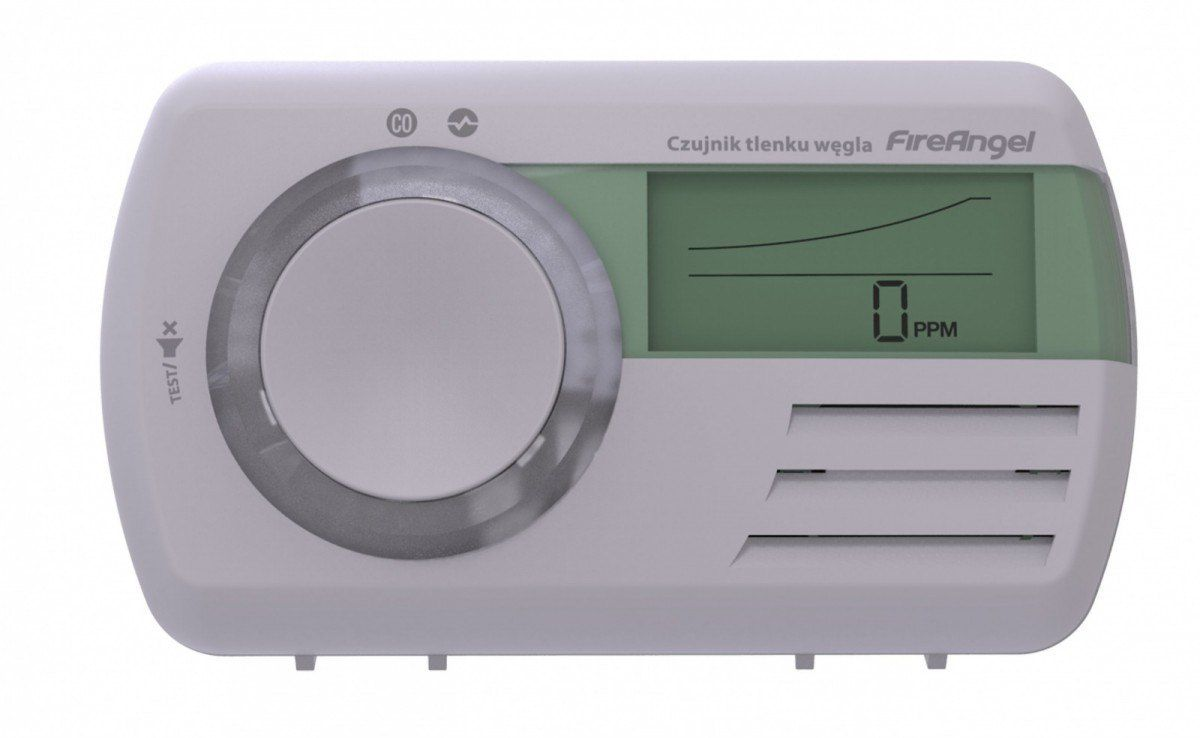 FireAngel Czujnik czadu CO-9D-PLT