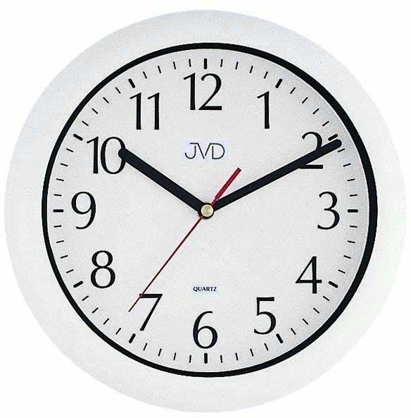 Zegar ścienny JVD SH494 Łazienkowy Wodoszczelny