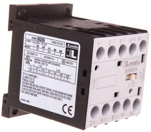 Stycznik mocy 9A 3P 24V AC 1Z 0R 11BG0910A024
