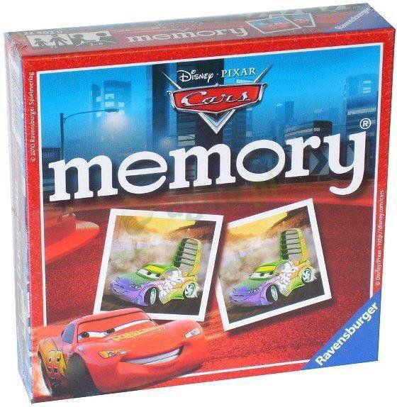 RAVENSBURGER GRA MEMORY AUTA 221134