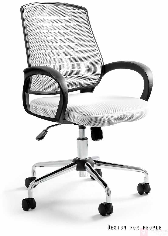 Fotel AWARD Unique Czarno-biały  Zapytaj o RABAT!