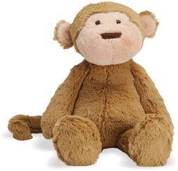 Manhattan Toy Lovelies Mocha małpa wypchane zwierzę, 19,05 cm