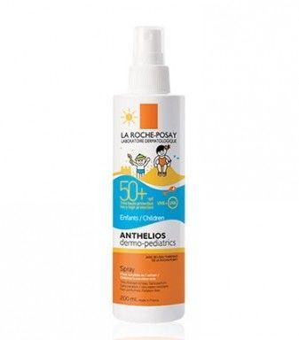 La Roche-Posay Anthelios Dermo-Pediatrics spray dla dzieci do opalania SPF 50+ 200 ml