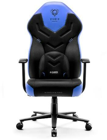 Diablo Chairs X-Gamer 2.0 Normal Size (cool water) - Raty 24x0% - szybka wysyłka!