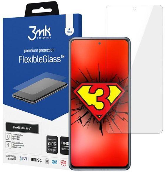 3mk Szkło ochronne Flexible Glass 7H do Samsung Galaxy S20 FE