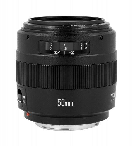 Yongnuo YN 50mm f/1,4 Obiektyw do Canon EF