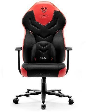 Diablo Chairs X-Gamer 2.0 Normal Size (deep red) - Raty 24x0% - szybka wysyłka!