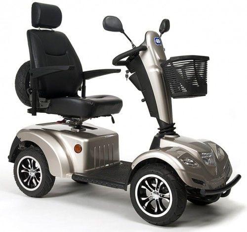 Skuter inwalidzki elektryczny CARPO 2 sport 18 km/h