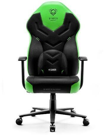 Diablo Chairs X-Gamer 2.0 Normal Size (green emerald) - Raty 24x0% - szybka wysyłka!