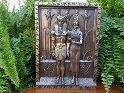 OBRAZ EGIPSKI FARAON I KRÓLOWA VERONESE (WU76695A4)