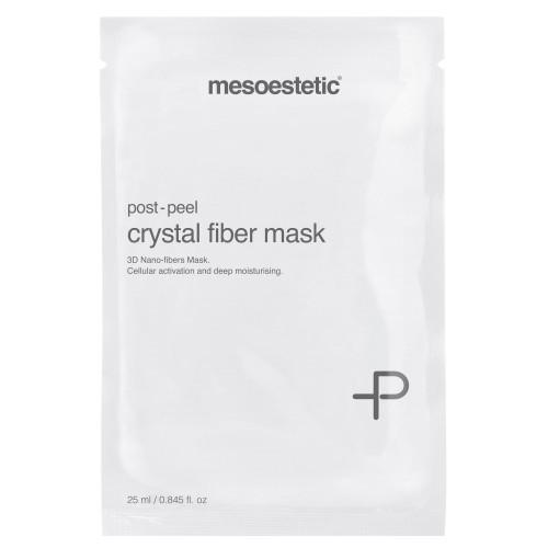 Mesoestetic Post Peel Crystal Fiber Mask (5 x 25 ml)