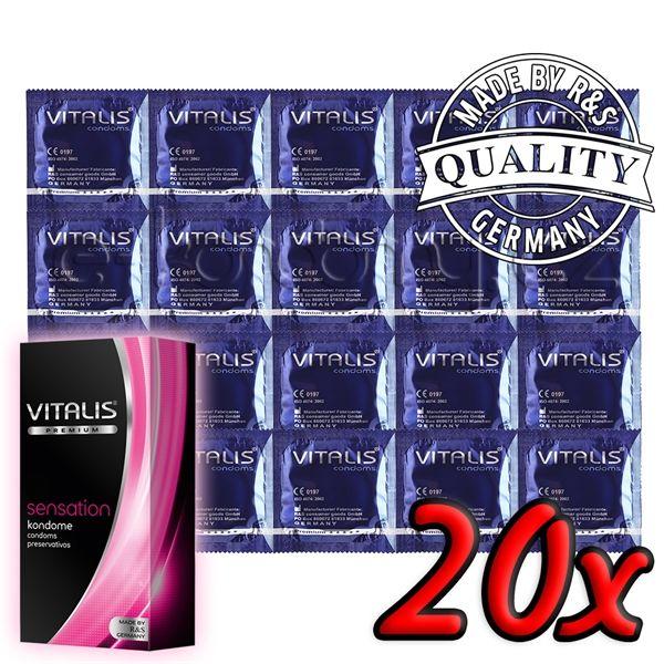 Vitalis Premium Sensation 20 pack