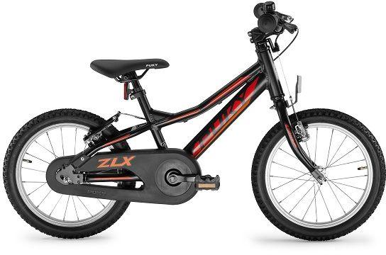 Puky Rower ZLX 16 Alu F black 4273